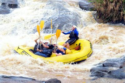 Actividades turistica en Colombia