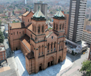 Foto_7_Catedral Metropolitana de Medellín